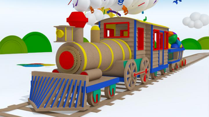 Imagination Train