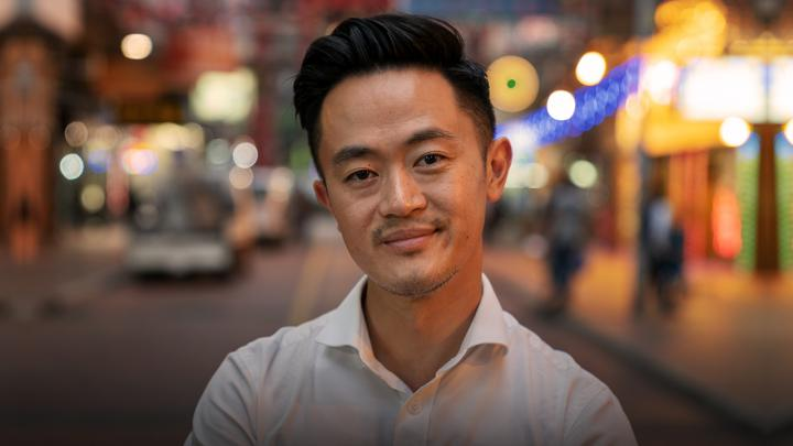 Waltzing The Dragon With Benjamin Law