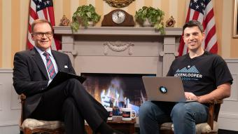 Planet America's Fireside Chat