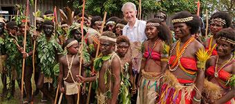 Sean Dorney: Port Moresby